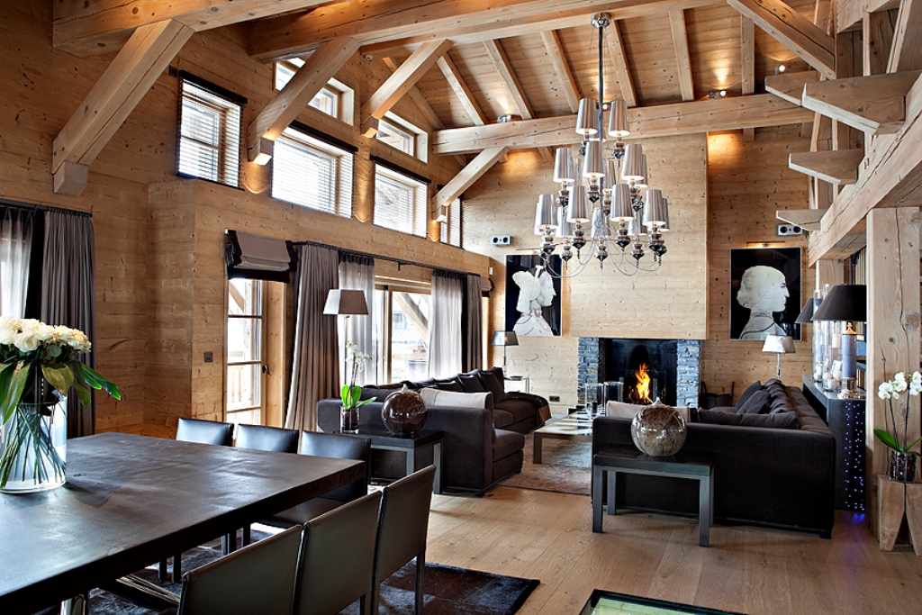 See details MEGEVE Villa 10 rooms, 5 bedrooms